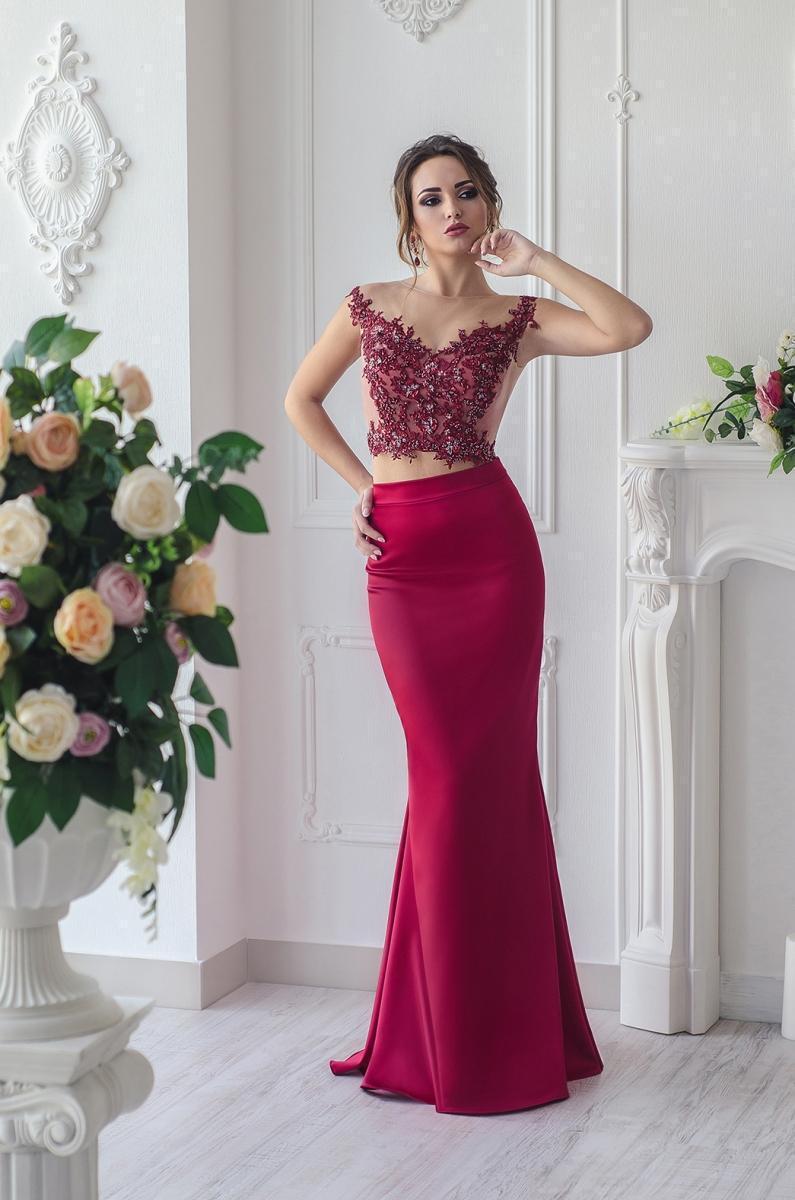 Suknia wieczorowa Dianelli 5v