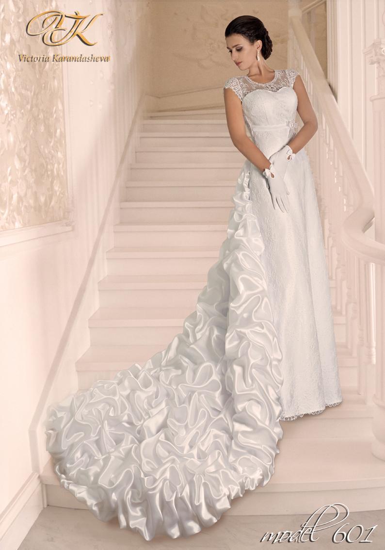 Свадебное платье Victoria Karandasheva 601