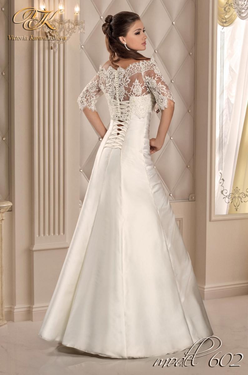 Свадебное платье Victoria Karandasheva 602