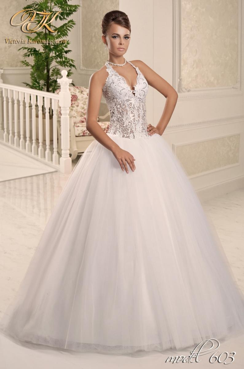Wedding Dress Victoria Karandasheva 603
