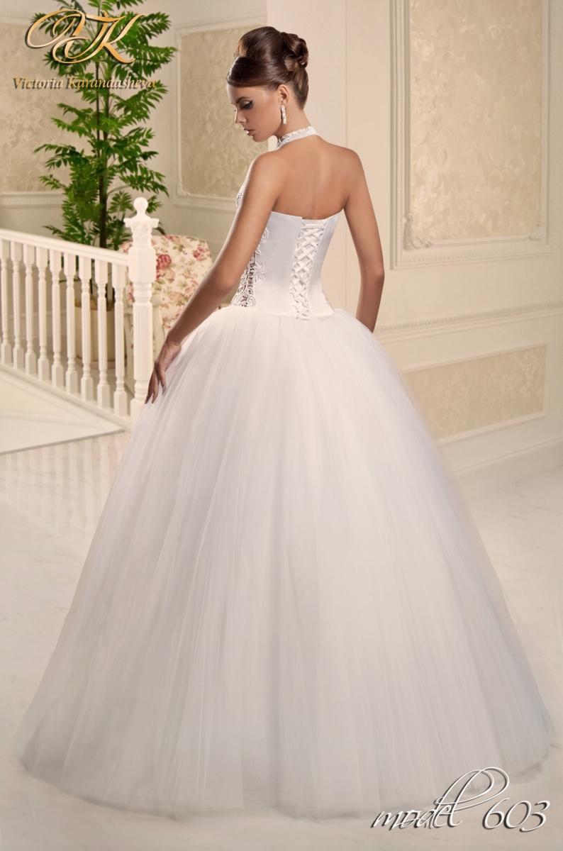 Свадебное платье Victoria Karandasheva 603