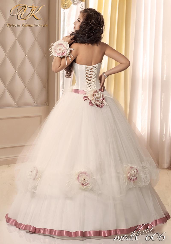 Свадебное платье Victoria Karandasheva 606