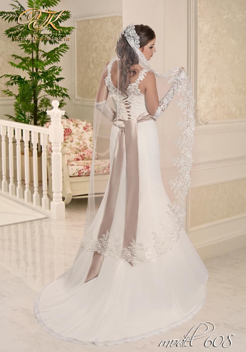 Свадебное платье Victoria Karandasheva 608