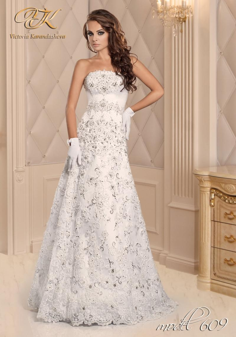 Wedding Dress Victoria Karandasheva 609