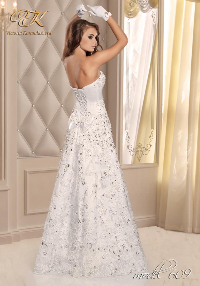 Свадебное платье Victoria Karandasheva 609