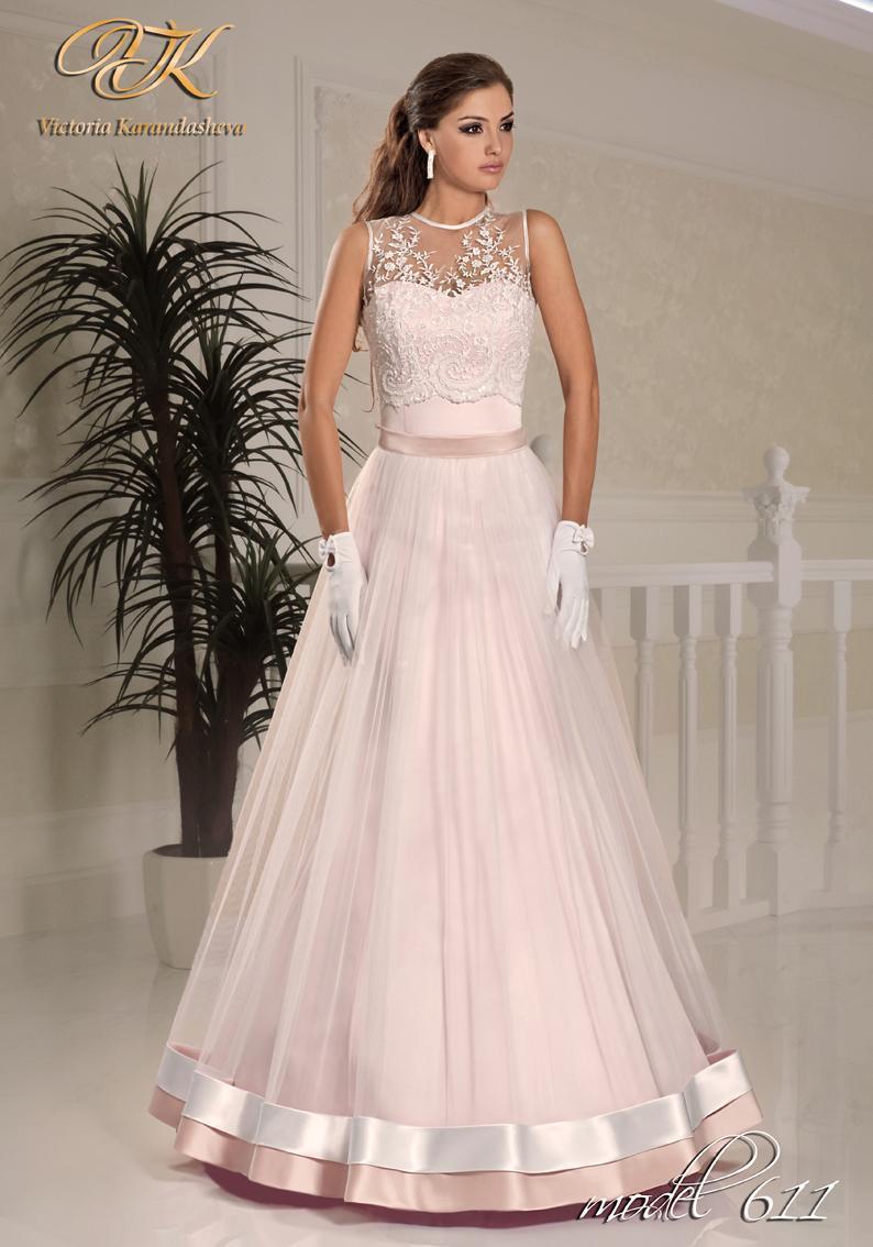 Свадебное платье Victoria Karandasheva 611