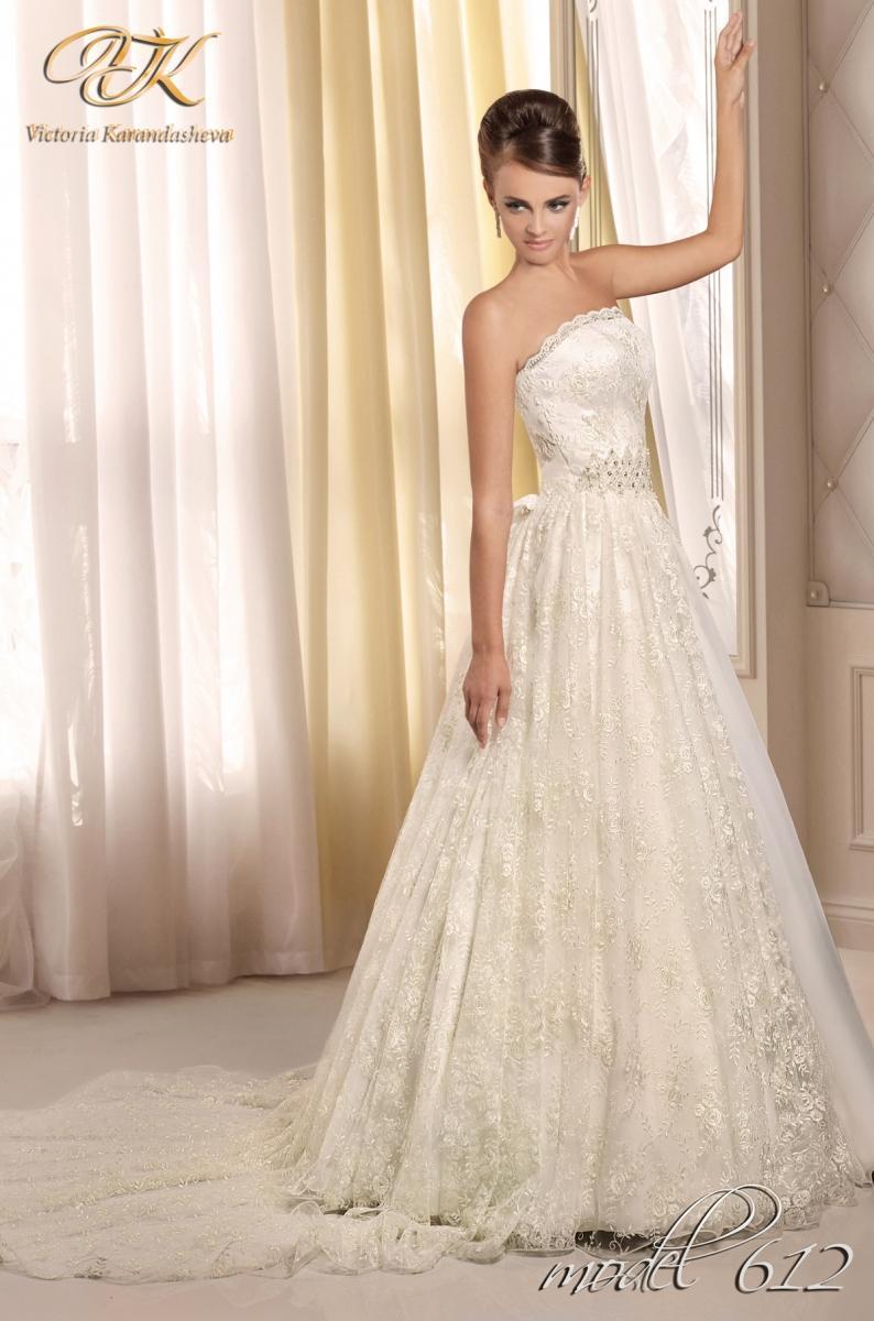Свадебное платье Victoria Karandasheva 612