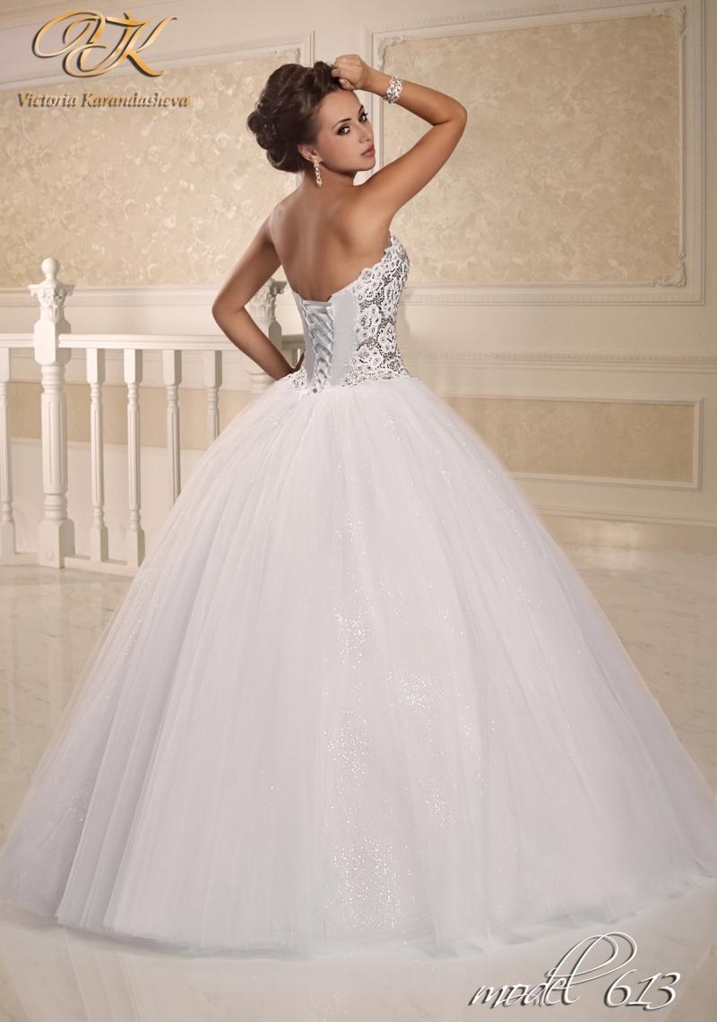 Свадебное платье Victoria Karandasheva 613