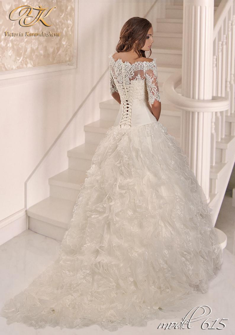 Свадебное платье Victoria Karandasheva 615