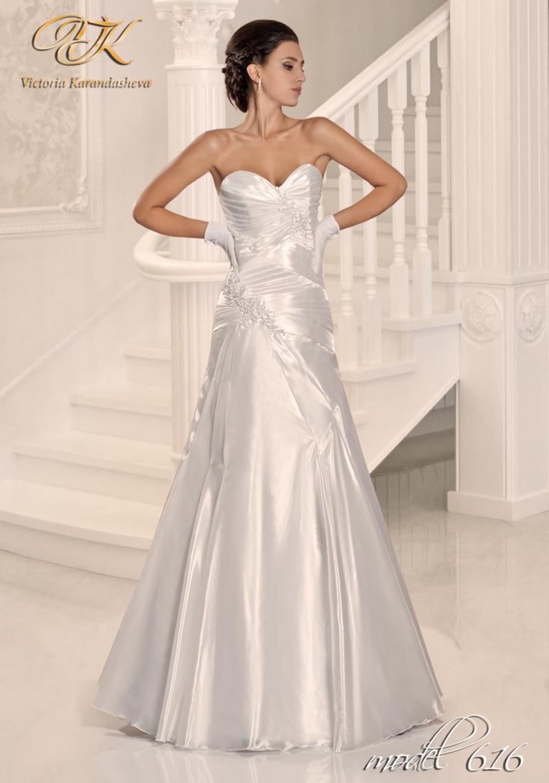 Свадебное платье Victoria Karandasheva 616
