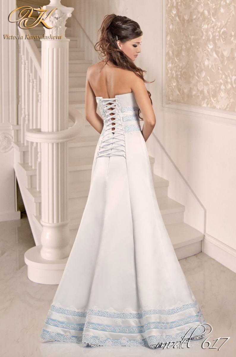Свадебное платье Victoria Karandasheva 617