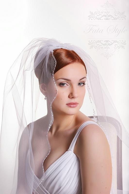 Свадебная фата Fata Style Дея