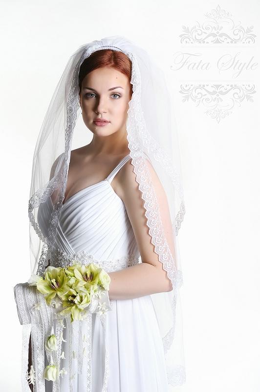 Свадебная фата Fata Style Ирма