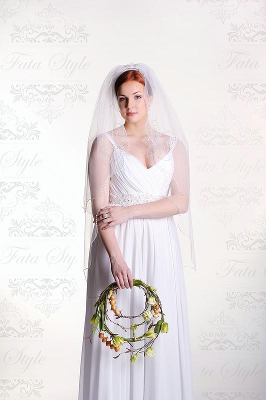 Свадебная фата Fata Style Луиза