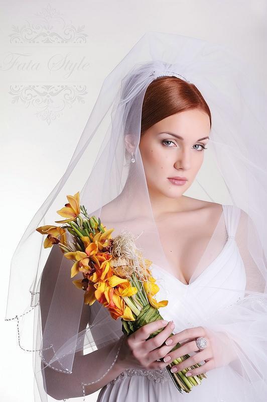 Свадебная фата Fata Style Мадонна