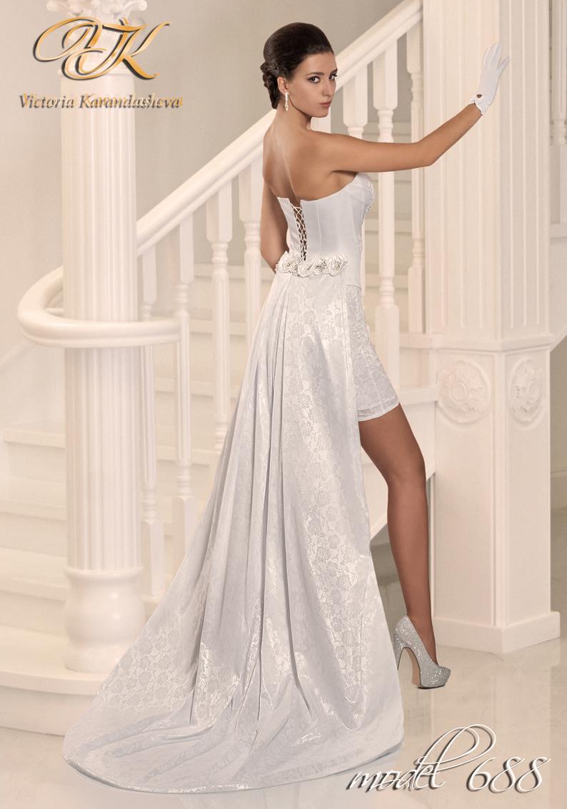 Свадебное платье Victoria Karandasheva 688