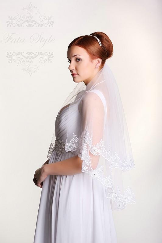 Свадебная фата Fata Style Лора