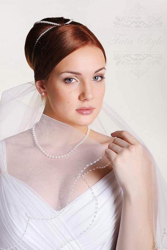 Свадебная фата Fata Style Валерия