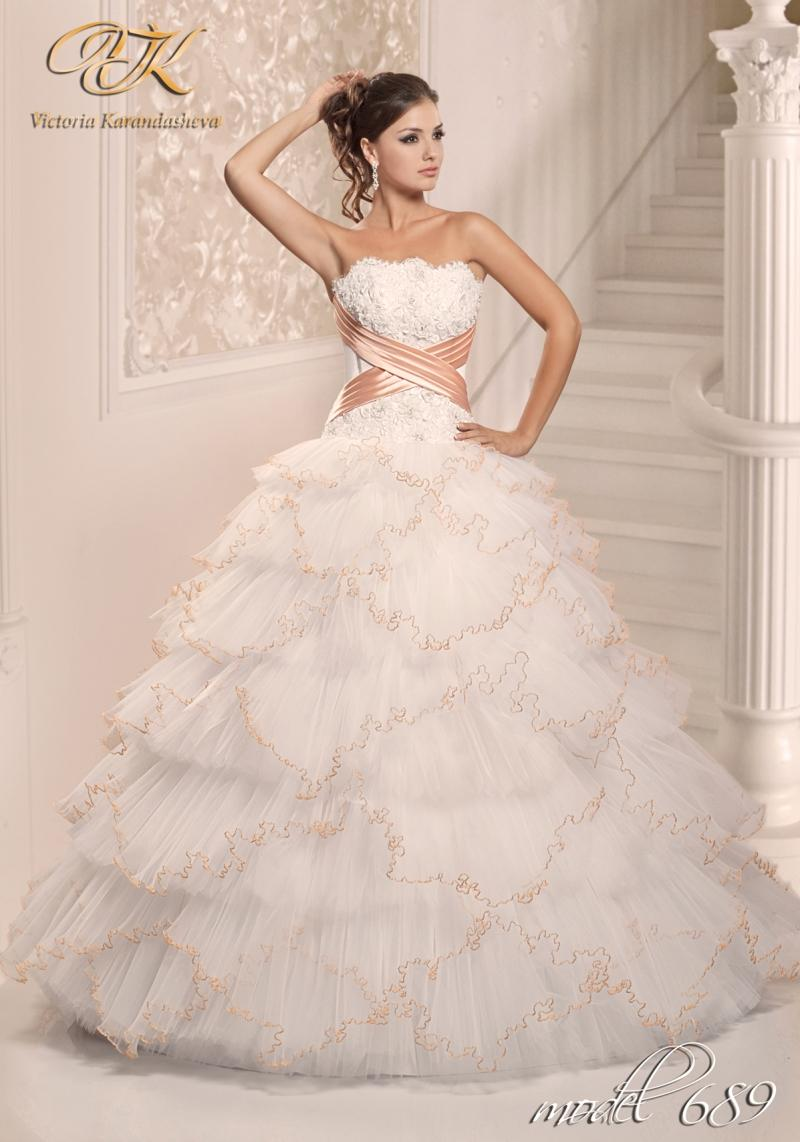 Wedding Dress Victoria Karandasheva 689