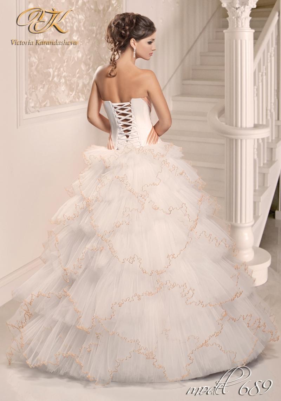 Свадебное платье Victoria Karandasheva 689