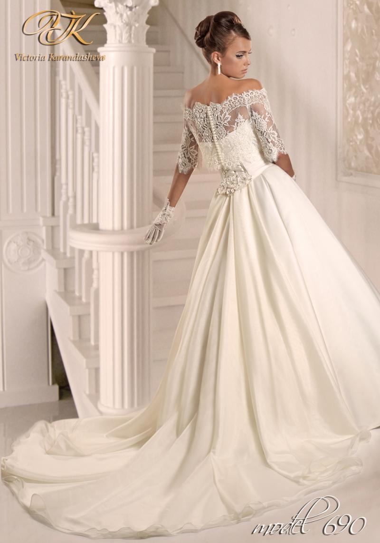 Свадебное платье Victoria Karandasheva 690