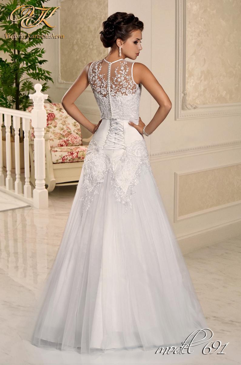 Свадебное платье Victoria Karandasheva 691