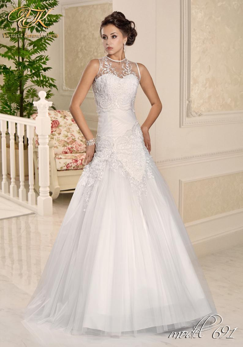 Wedding Dress Victoria Karandasheva 691