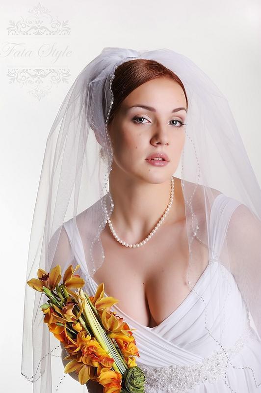 Свадебная фата Fata Style Моника