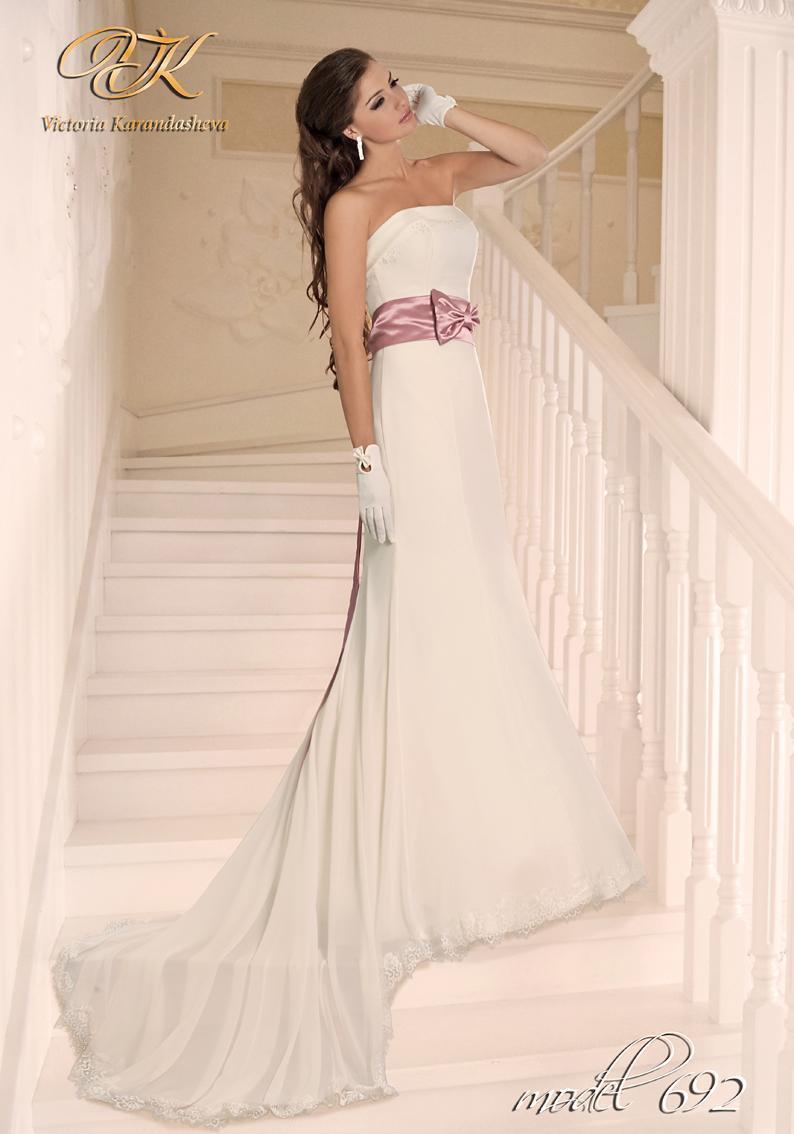 Свадебное платье Victoria Karandasheva 692