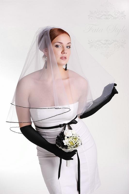 Свадебная фата Fata Style Сури