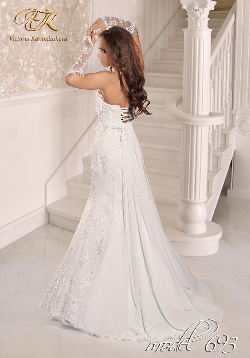 Свадебное платье Victoria Karandasheva 693