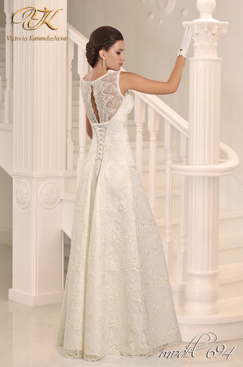 Свадебное платье Victoria Karandasheva 694