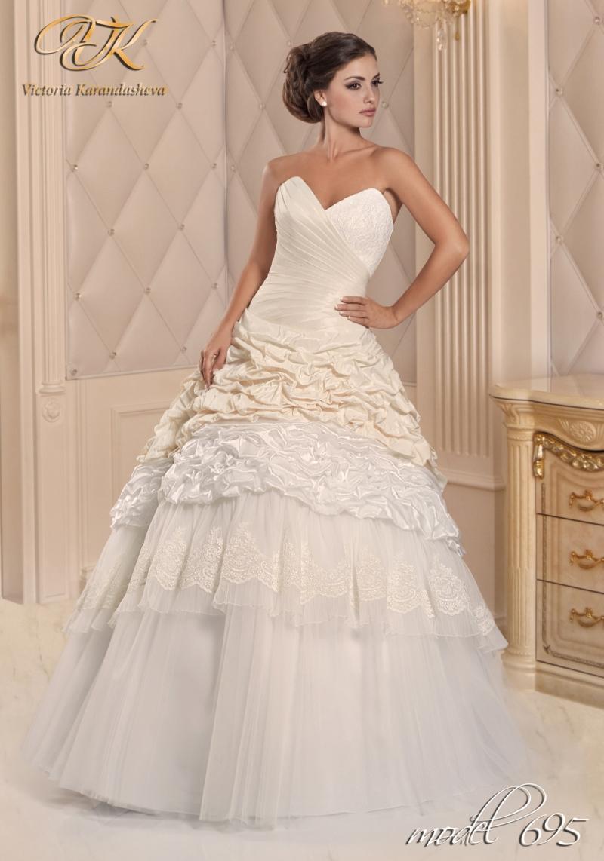 Свадебное платье Victoria Karandasheva 695