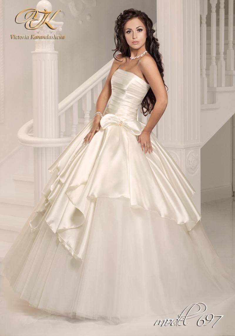 Свадебное платье Victoria Karandasheva 697