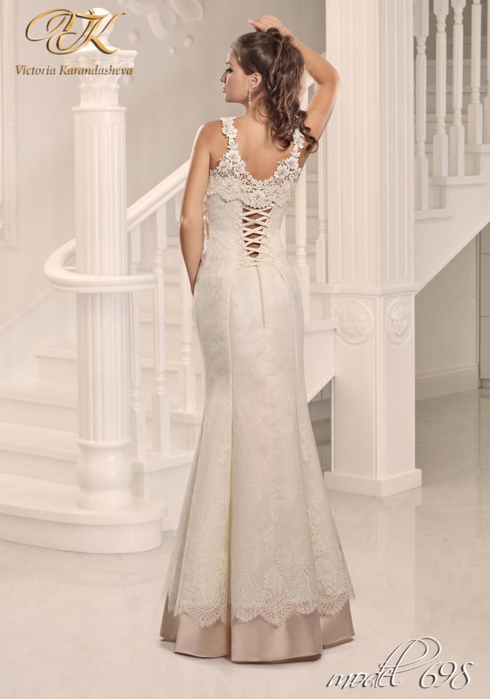Свадебное платье Victoria Karandasheva 698