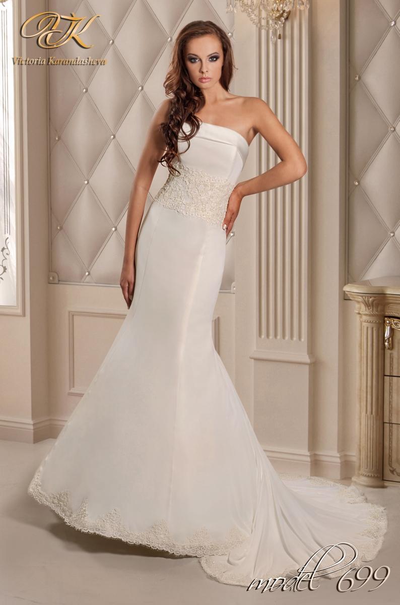 Свадебное платье Victoria Karandasheva 699