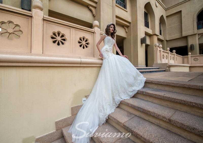 Свадебное платье Silviamo S-398 - Adelle