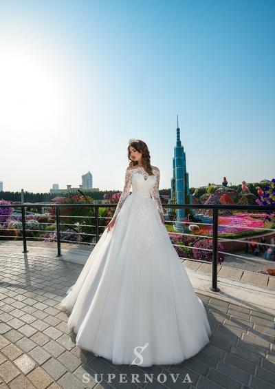 Свадебное платье Supernova SN-006-Ember