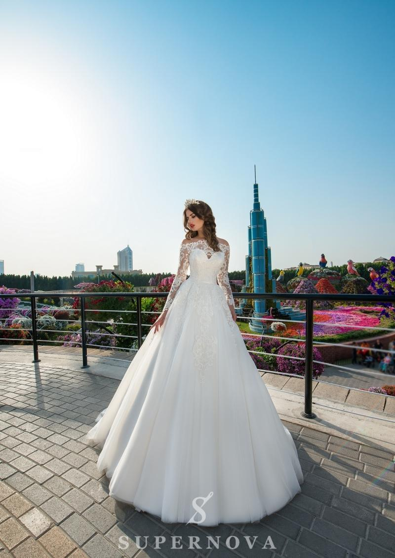 Wedding Dress Supernova SN-006-Ember