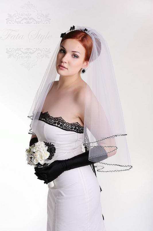 Свадебная фата Fata Style Каролина