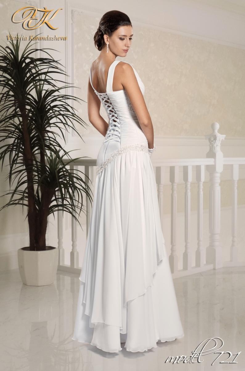 Свадебное платье Victoria Karandasheva 721