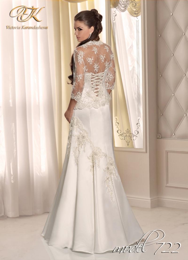 Свадебное платье Victoria Karandasheva 722