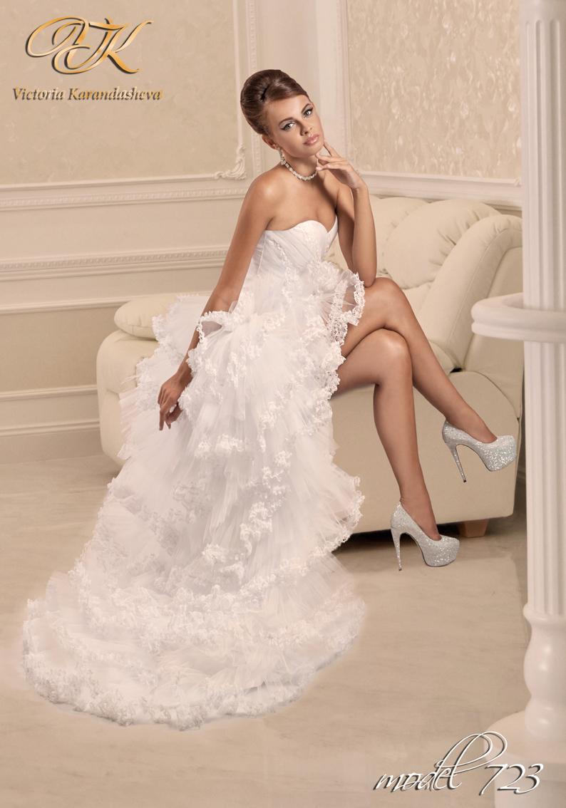 Свадебное платье Victoria Karandasheva 723