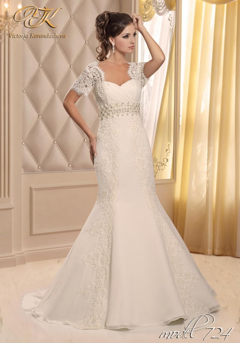 Wedding Dress Victoria Karandasheva 724