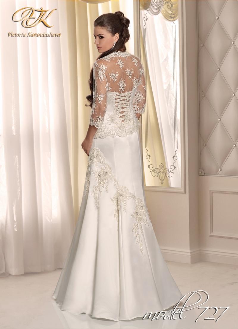 Свадебное платье Victoria Karandasheva 727