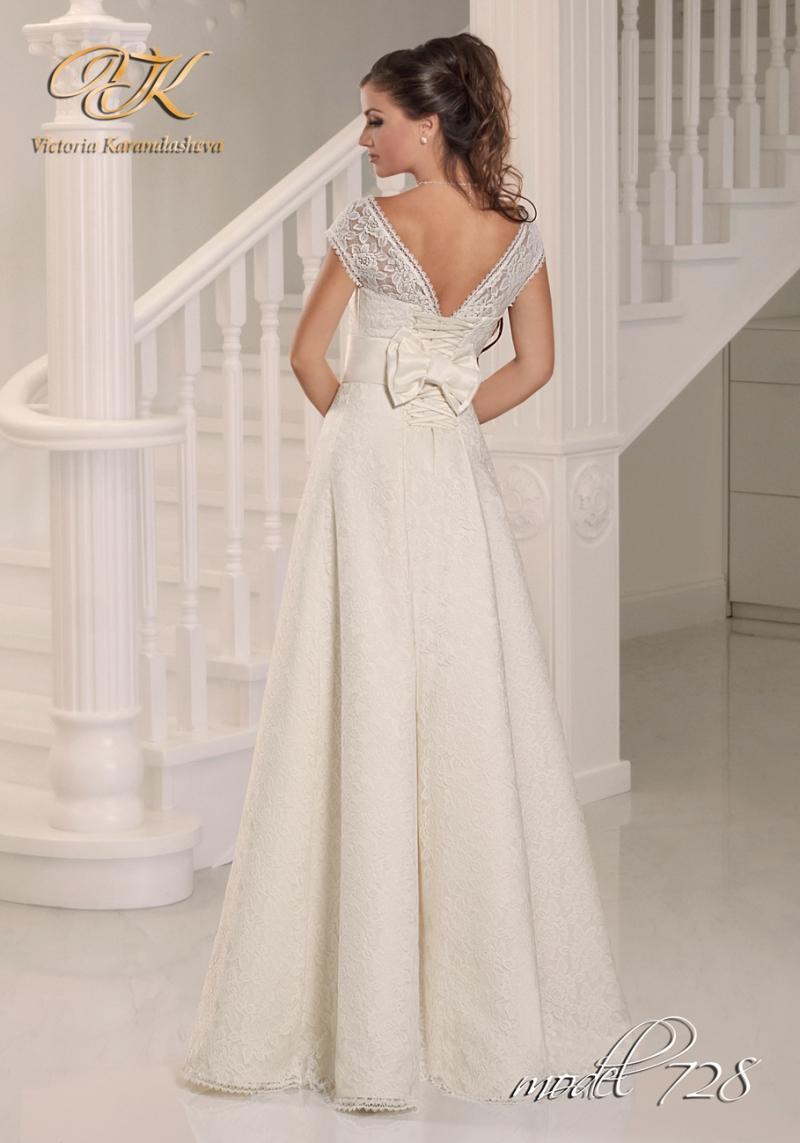 Свадебное платье Victoria Karandasheva 728