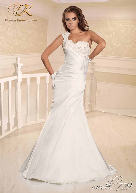 Свадебное платье Victoria Karandasheva 729