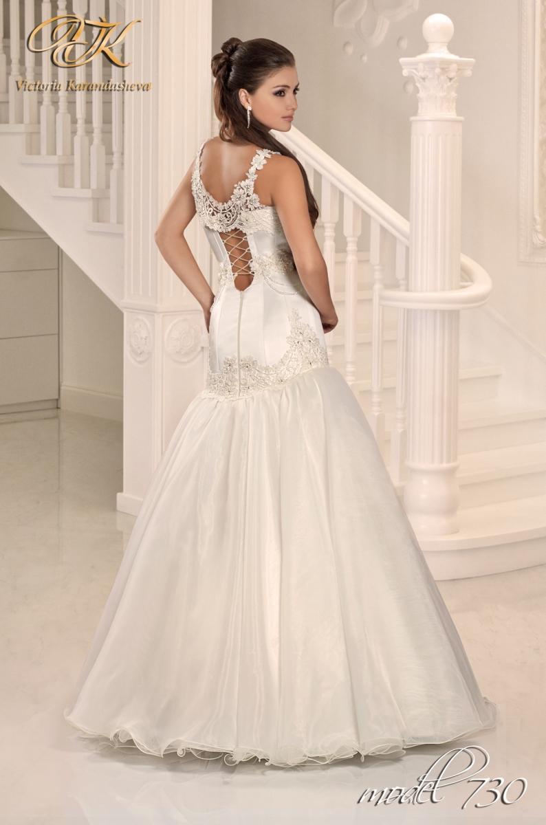 Свадебное платье Victoria Karandasheva 730