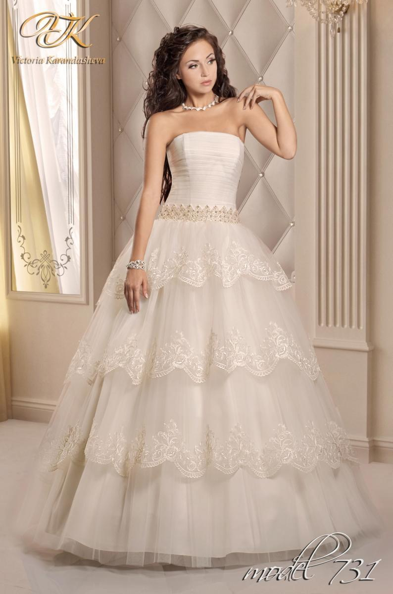 Wedding Dress Victoria Karandasheva 731