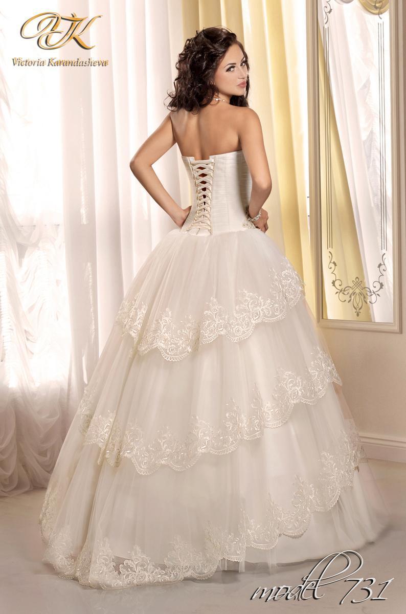 Свадебное платье Victoria Karandasheva 731